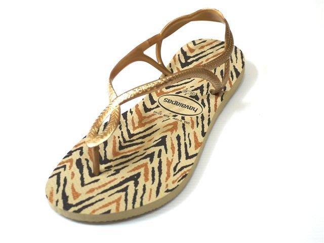 [Ralvi]全新超值Havaianas(哈瓦仕)LUNA Animals 涼鞋系列 巴西夾腳拖/人字拖/拖鞋(女款)