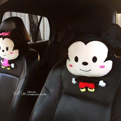 《AsFun》迪士尼 米奇米妮 車用 ...