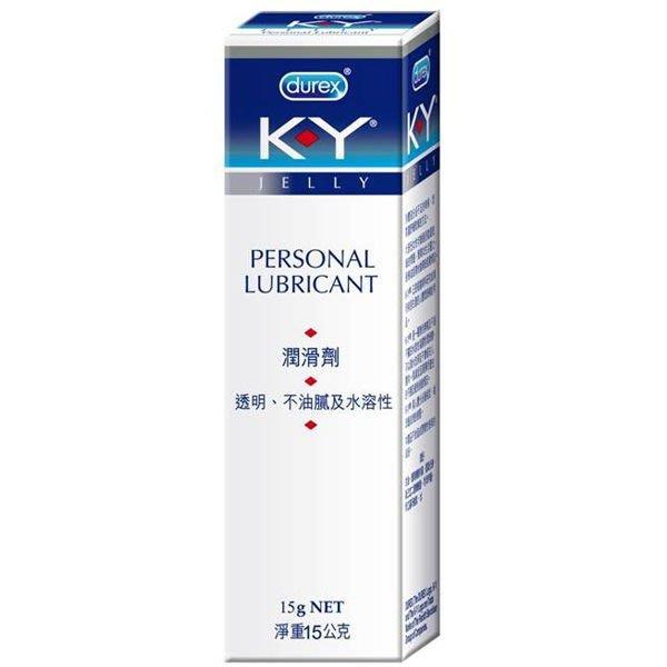 KY潤滑凝膠 潤滑劑 100G/條【G000640】