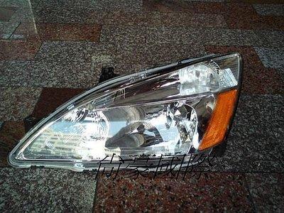 雅哥七代 ACCORD 03 04 05 06 07 K11 全新 原廠型 大燈 一顆1900 TYC