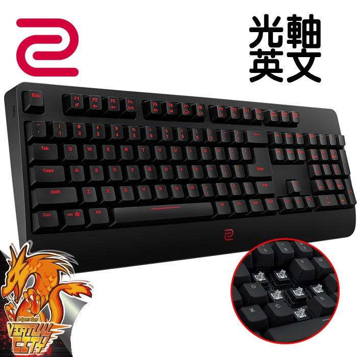 【桃園-虛擬城市】ZOWIE CELERITAS II 機械式鍵盤 光軸英文