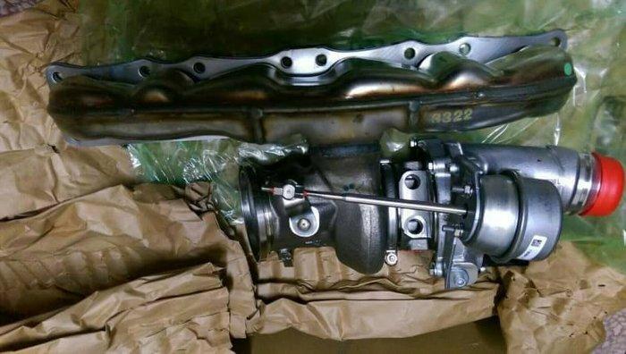 BMW 640 740渦輪增壓器 BMW N55渦輪增壓器 BMW正廠零件