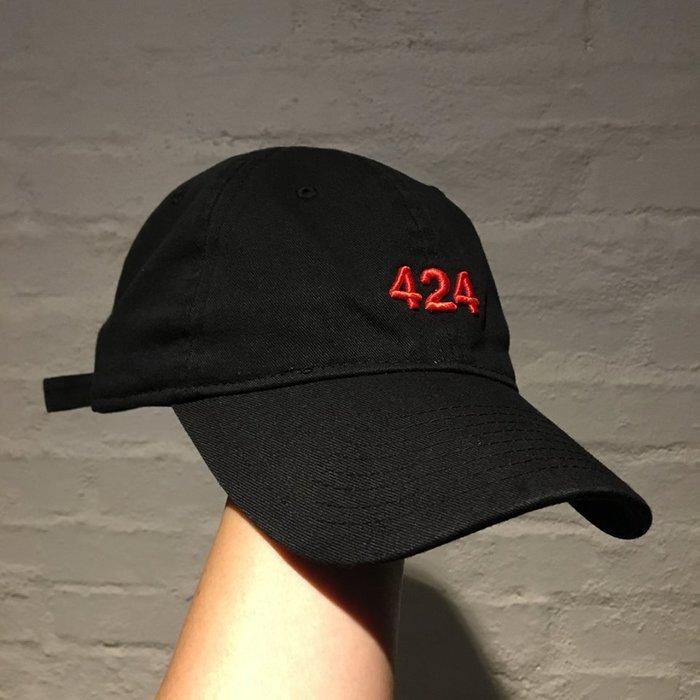 [ 羅崴森林 ] 現貨424 紅Logo黑老帽 FW18新品