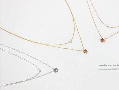 EOS 時尚精品(結帳後再享折扣) 北歐簡約約可愛版項鍊 限量款/明星款/韓國/設計師款/新品)鑽石項鍊鑽戒特價衝評價