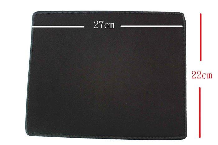 【開心驛站】防潑水型電競遊戲滑鼠墊27cm*22cm厚0.4cm加厚耐磨 滑鼠鍵盤
