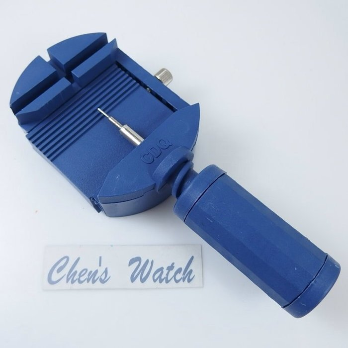 錶帶屋 不鏽鋼錶帶 專用調錶器 DIY操作簡單 拆卸手錶手鍊專用調錶器(現貨商品)