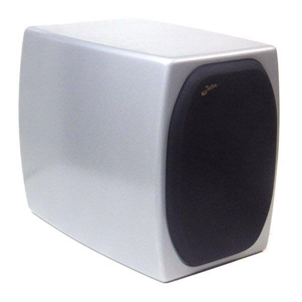 ANV~重低音喇叭音箱~銀色霧面平光烤漆一體成型 BOSW~800MS 一個