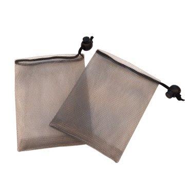 竹炭抗菌肥皂袋*2入