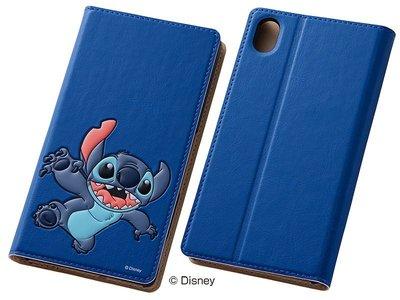 尼德斯Nydus~* 日本 Disney 迪士尼 星際寶貝 史迪奇 皮套 翻頁式 手機殼 Sony Z3+ Z4