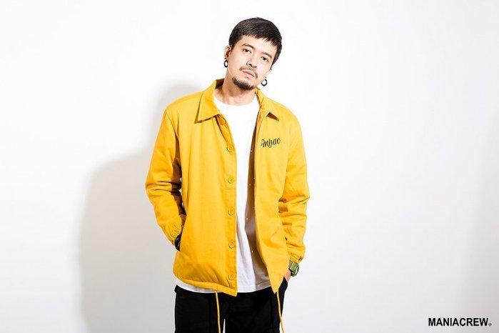 [NMR] MANIA 教練外套 夾克 保暖 鋪棉 17 A/W Sports Coach