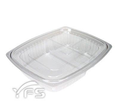 LT4864三格食品盒 (餅乾盒/沙拉盒/小蕃茄/櫻桃/麻糬/餅乾盒/泡菜盒/涼麵)