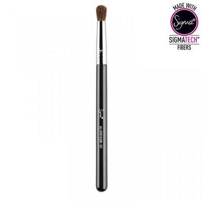 Sigma E37 – AlSigl Over Blend Brush 【愛來客】美國官方授權經銷商 圓頭中號眼影刷