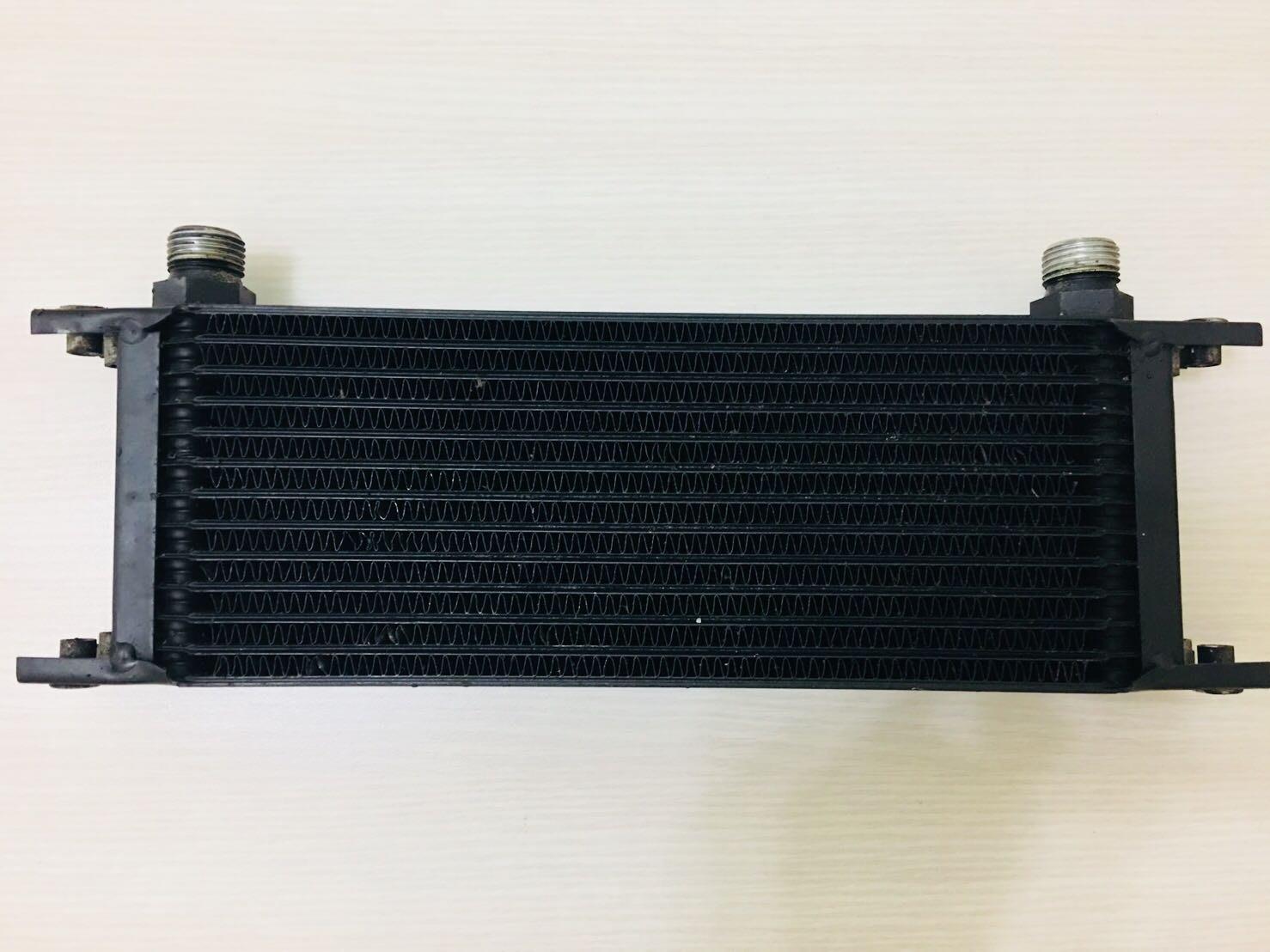 通用型 汽車用 機油冷卻器 功能正常 出清價800元