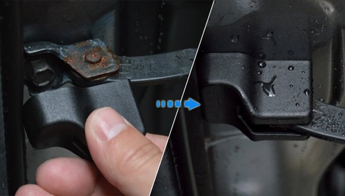 限位器保護蓋  Volvo 富豪 S60 S80 V60 V70 XC60 XC70