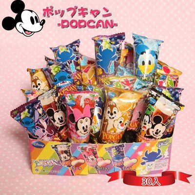 健康本味 日本Glico 固力果迪士尼棒棒糖 可愛氣球包裝 [JP45166143]