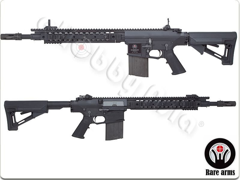 Speed千速(^_^)Rare Arms SR-762 GBBR 全自動 退拋殼瓦斯槍(6mm)