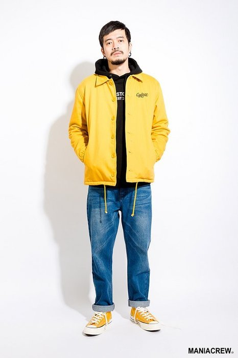 [NMR] MANIA  丹寧 牛仔長褲 A/W Original Denim Pants