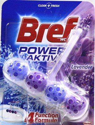 【易油網】德國 Bref 馬桶強力清潔芳香球 除菌 50g Persil Henkel 薰衣草
