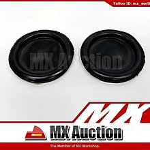 MX Auction - [VO-022] 汽車 內飾板 門板 開孔 密封膠 80mm 一對 喇叭孔 儀錶孔 (黑色)