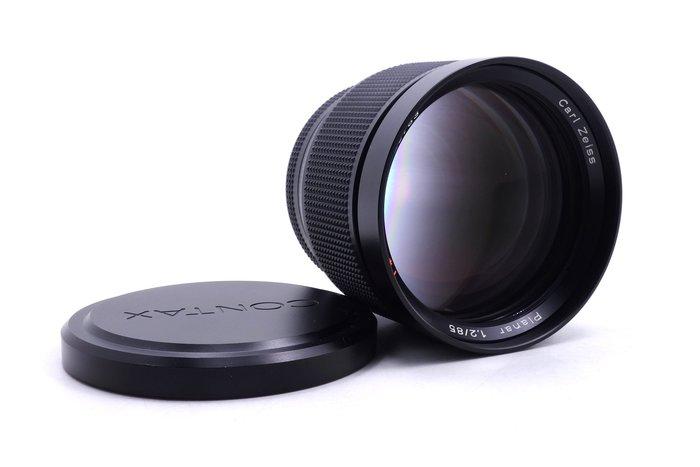 【台中青蘋果】Contax Planar 85mm f1.2 MMG 德製 二手 單眼鏡頭 #11441