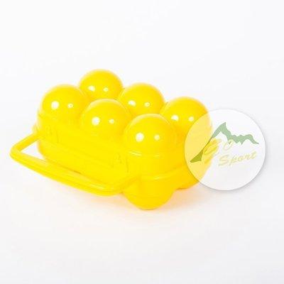 【大山野營】中和 GO SPORT 50300 6粒蛋盒 六粒蛋盒 攜蛋盒