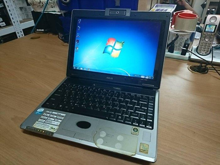 ☆1到6☆ASUS F9F 雙核 筆電 T2350/硬碟160G/記憶體2G/WIN7/功能正常 jj261