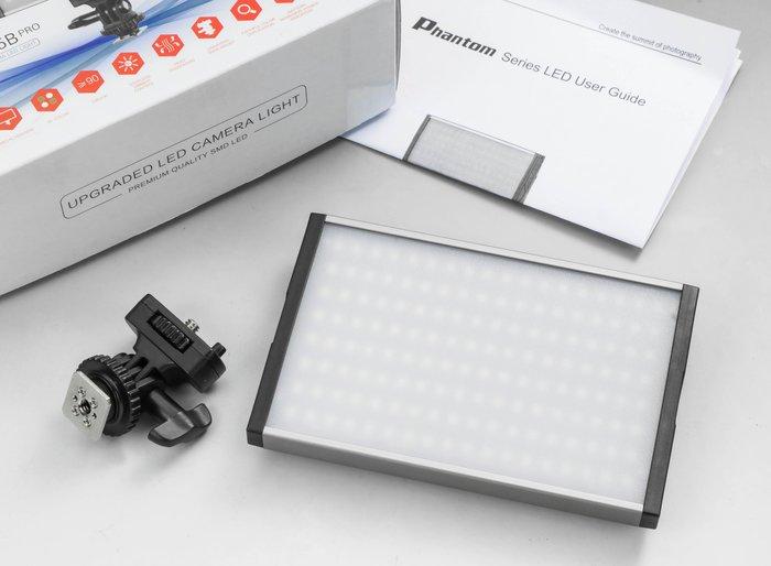 呈現攝影-ToliFo PT-15B RPO 雙色溫LED燈 鋁合金 小巧 超薄 補光燈 15W 大功率