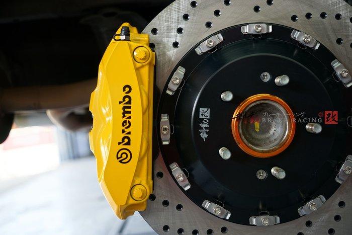 BREMBO OE 6POT/4POT 前六後四 多活塞卡鉗組 搭配380mm浮動盤組 完整底盤升級 / 制動改