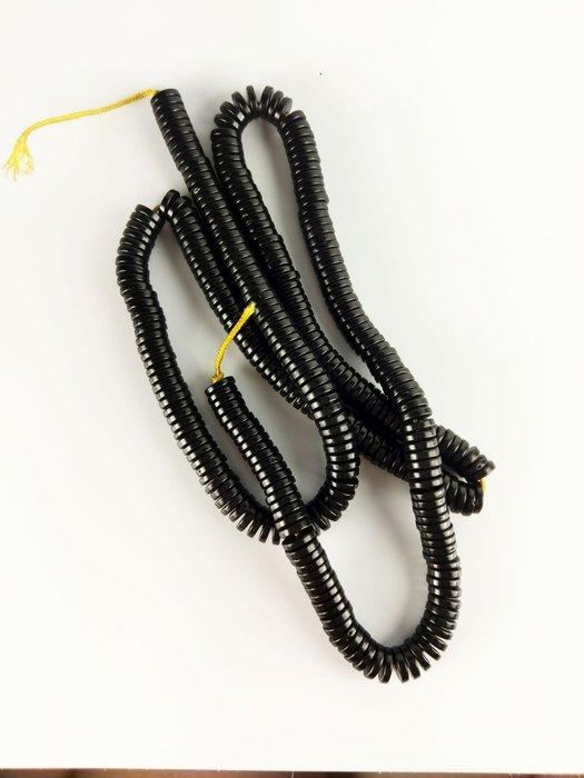 「糖巷老銀飾」DIY配件,椰殼隔片,手串、念珠、編結使用