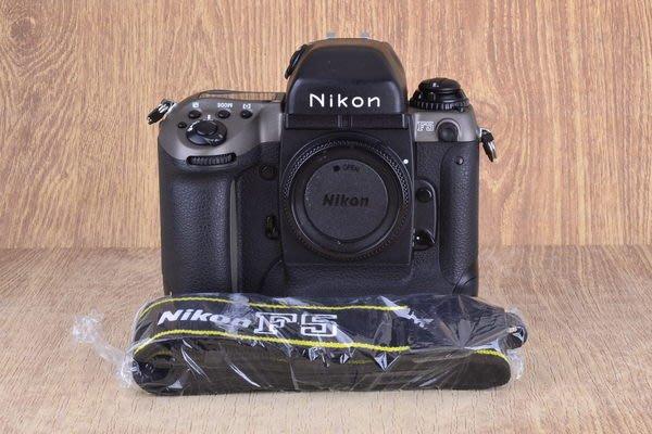 【品光攝影】裸機 Nikon F5 50周年紀念版 專業底片相機 單眼相機 機身 BODY SLR 日製 #39696J