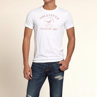 HOLLISTER 短袖T恤 323-243-1696-002   MY-麋鹿嚴選 全新真品 HCO AF A&F 海鷗