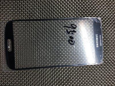 黑色 三星  s4 i9500 玻璃蓋板