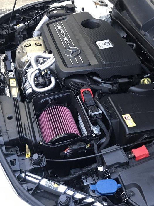 ☆光速改裝精品☆ Benz AMG GLA45 賓士 原廠交換型濾網 空氣濾芯 高流量