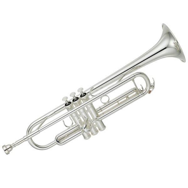 【六絃樂器】全新 Yamaha YTR-4335 GS II 4335GSII 二代鍍銀小號 / 特價優惠