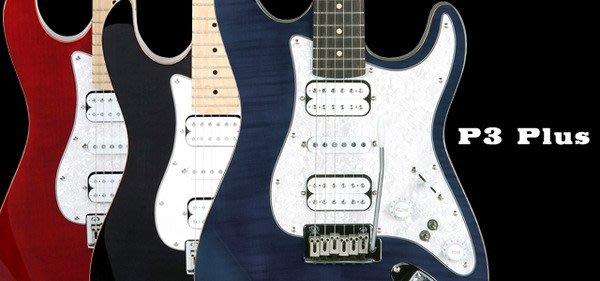 ☆ 唐尼樂器︵☆純正韓廠 Swing P3 Plus 電吉他前後雙線圈皆可切單(素有韓國 John Suhr 之稱)
