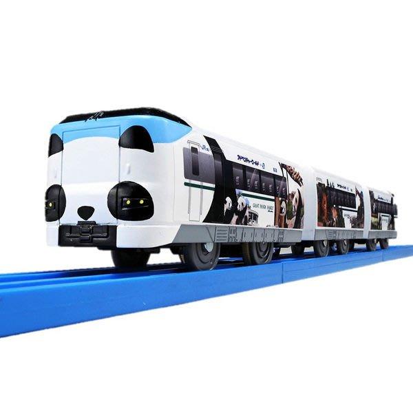 S-24 287 熊貓列車 (PLARAIL鐵道王國) 11228