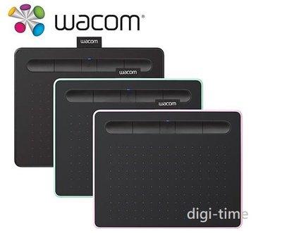 【全新含稅】Wacom Intuos Comfort Small 繪圖板 藍牙版 粉 黑 綠 藍芽 無線繪圖版