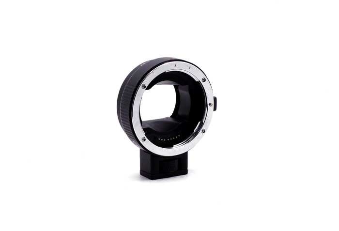 【台中青蘋果】Auto Focus Adapter EF-NEX 轉接環 E接環 轉 EF鏡頭 #00000