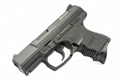 黑色 WE P99C 劈玖玖C 半金屬瓦斯手槍