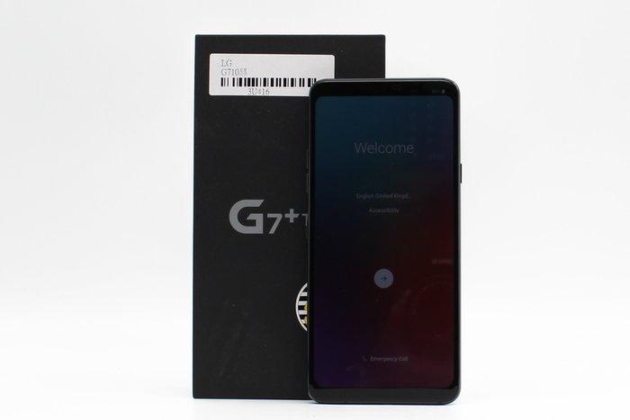 【台中青蘋果】LG G7+ThinQ LM-G710EAW 128GB 黑 6.1 吋 極新 中古手機 #26821
