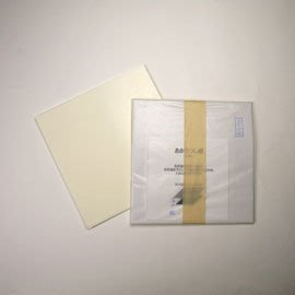 靜電紙 137×137mm入数10枚 移金箔用 透明