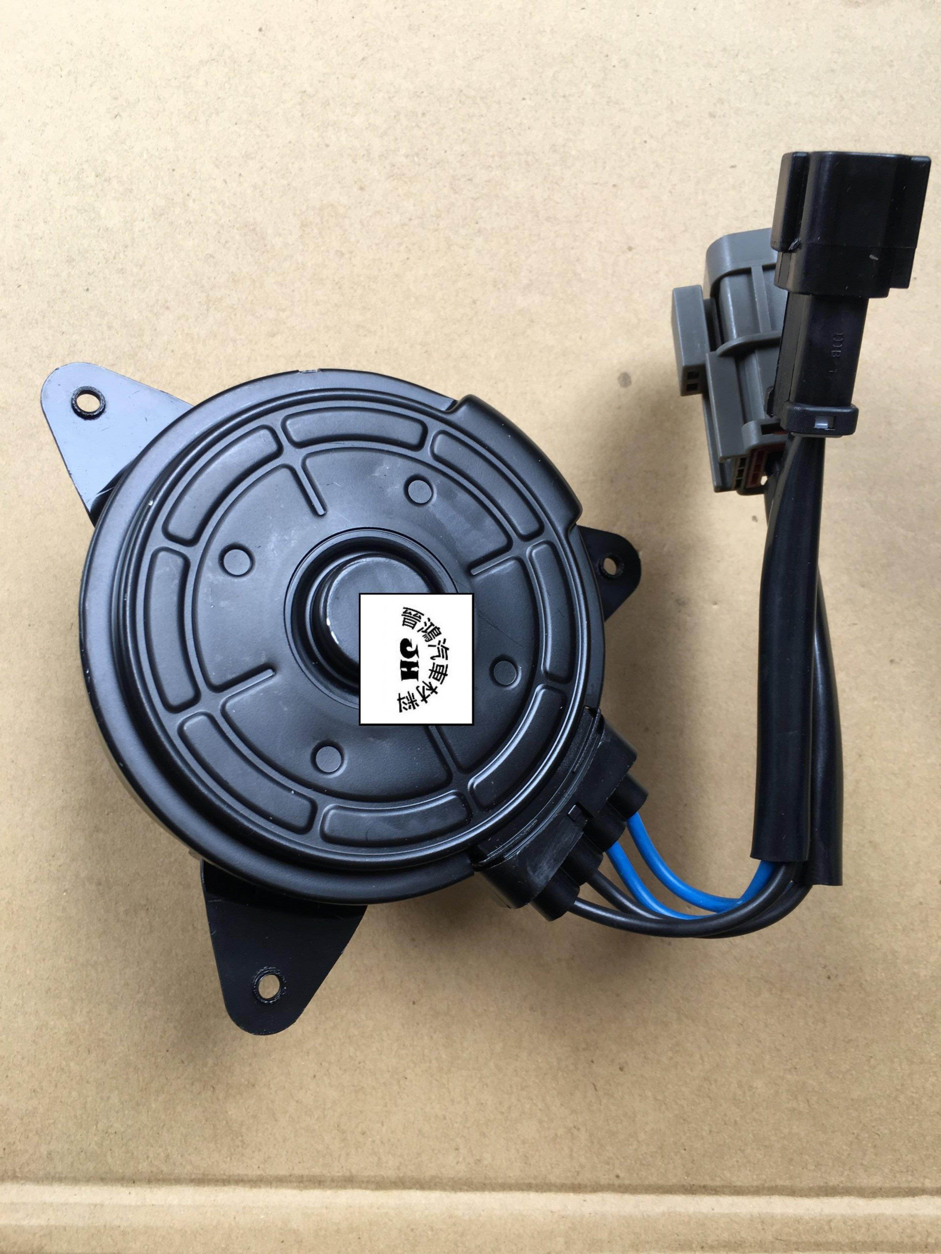 ※~晉鴻汽車材料~※日產NISSAN JUKE 1.6 水箱散熱馬達(無TURBO) 副廠OE件 全新特價1800元