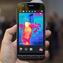 熱賣點全新Cat phone S61 全球首支內建熱像儀!軍規三防手機 by Caterpillar s41 s61