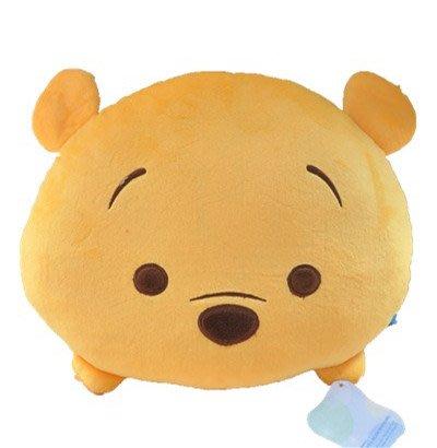 TSUM TSUM 維尼熊卡通毛絨抱枕 沙發靠枕 頭枕 汽車腰枕