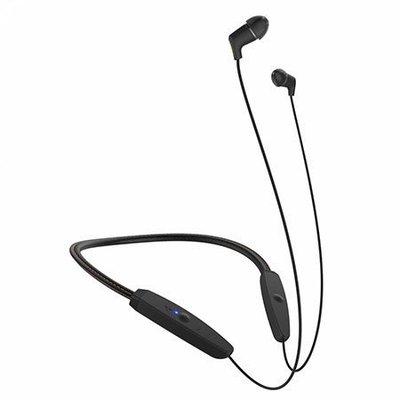 Klipsch R5 Neckband Headphones 黑色 藍牙耳機/藍芽/aptX/皮革材質/來電震動提醒 1