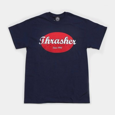 《Nightmare 》Thrasher OVAL T-Shirt