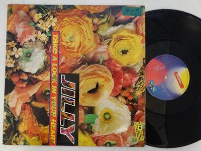 【柯南唱片】JILY TAKE A LOOK//45轉 >>原版LP