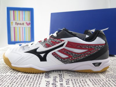 【iSport愛運動】Mizuno 美津濃 KAISERBURG 桌排羽球鞋 正品 81GA182009 男款