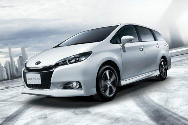 高雄義達租車Wish(另有禮車、代客駕駛、長租、短租)~非Altis、Mazda 歡迎來電洽詢唷