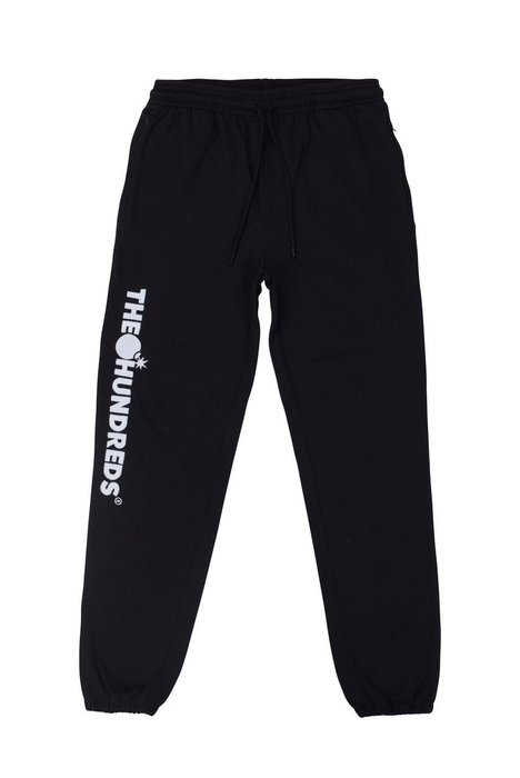 【HOPES】THE HUNDREDS WAKE SWEATPANTS-BLACK